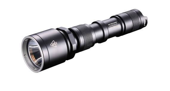 NITECORE MH Lommelygte LED, Model 25 sort